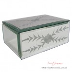 VENETIAN MIRROR JEWELLERY BOX   (STG-67005)